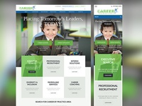 Career Coaching Company's Responsive Web Design