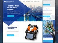 An Electric Company's Responsive Web Design