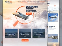 Plane Research Company's new look