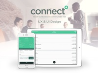 connect360 UX & UI Design