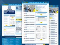 A College Sport website redesign
