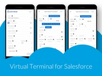 Virtual Terminal for Salesforce