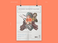 BDK: Bojarski Warsztat Kultury Poster