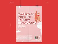 BDK: Warsztaty polskich tańców tradycyjnych