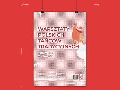 BDK: Warsztaty polskich tańców tradycyjnych poster