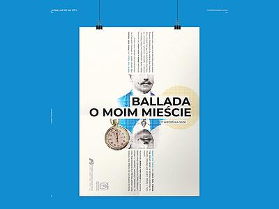 BDK: Ballada o moim mieście poster
