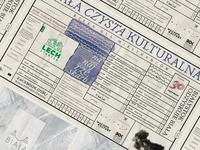 Biała Czysta Kulturalna Announcing Poster
