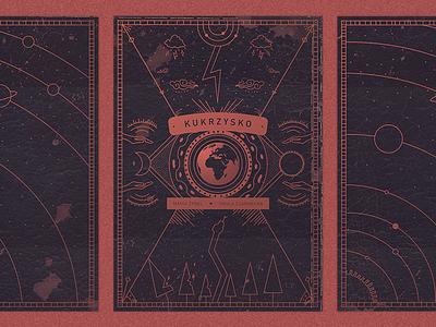 Kukrzysko (Poster) theater card magic poster