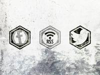 Twenty Thousand Leagues feed icons