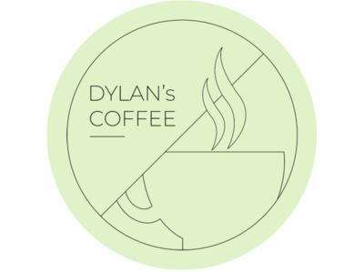 Day 6 of the 50 day Logo Challenge ☕️ illustrator vector illustration typography minimal logo icon branding design dailylogochallengeday6 dailylogochallenge