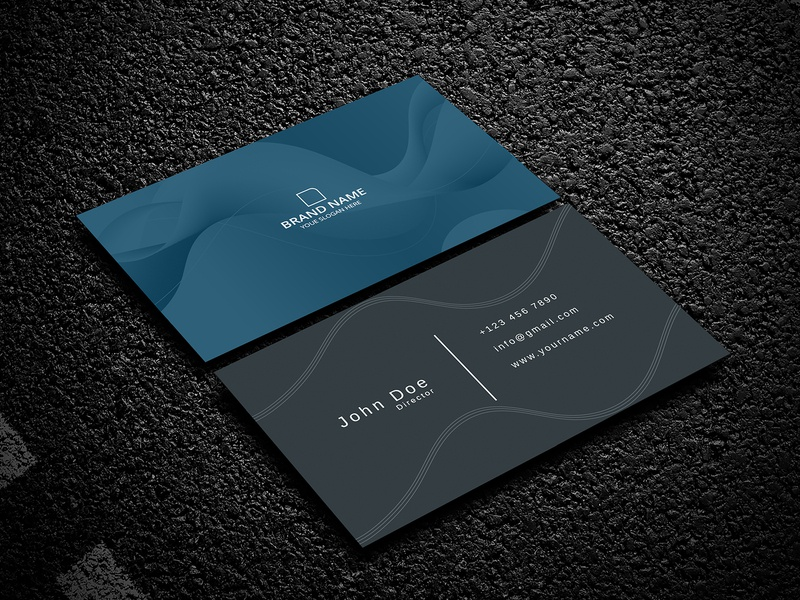 modern business card unique stylish brand identity branding creative corporate colorful modernbusinesscard namecard marketing printing businesscarddesign businesscards businesscard