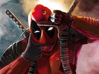 MARVEL fanart Deadpool - snapshot