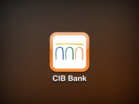 CIB Bank iPhone webclip icon