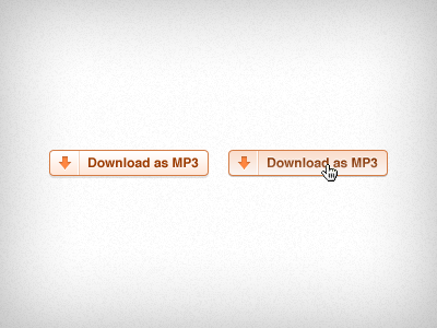 Download as MP3 button web css download