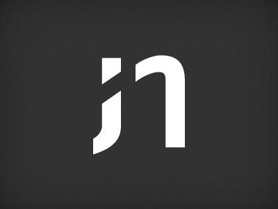 justnetman justnetman logo grey letters