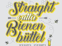 Straight outta Bienenbüttel