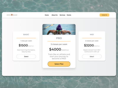 Dialy UI - Pricing pricing price design ui user interface argentina uiux daily ui dailyui challenge