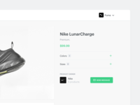 Product page sneak peek