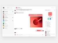 Chat - Web App