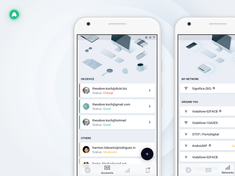 Atmosfer - Android app by Filipe Almeida for Significa on Dribbble