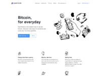 Dribbble attach   homepage