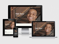 New Resposive Website