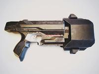 Judge Dredd Law - Nerf SideStrike
