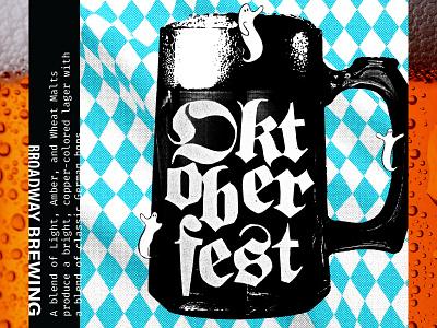 Broadway Brewing: Oktoberfest