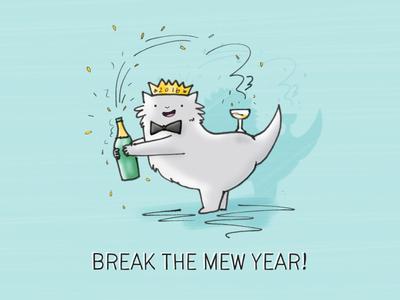 Break The Mew Year!