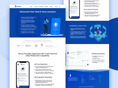 AI-Product-Website-Design iphone engineering innovation tech web uidesign uiux website technology ui creative illustration graphicdesign