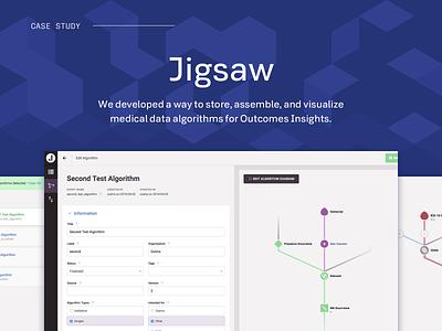 Jigsaw Case Study data website webdesign florida orlando envy labs case study jigsaw
