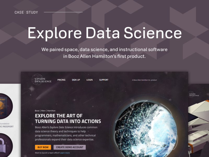 Explore Data Science Case Study planet space florida orlando envy labs case study explore data science science data explore