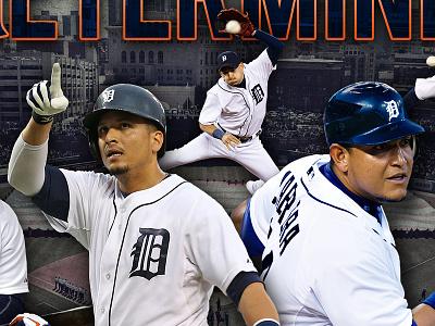 Determined - Detroit Tigers detroit tigers baseball