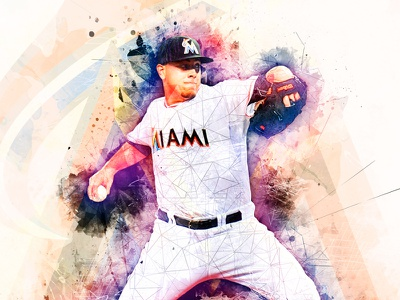 Jose Is Back! marlins pitcher baseball