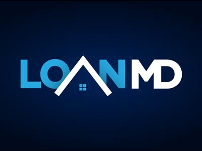 LoanMD Logo loan logo kickstarter