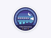 Hackathon logotype and badge