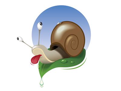 Naughty snail HiDPI