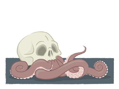 Skull Squid