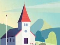 Landscape Design - Illustration