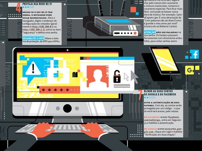 hacker software computer web infographic hacker hack glitch