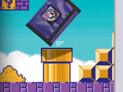 GQ Magazine game 16bit 8bit pixelart pixel