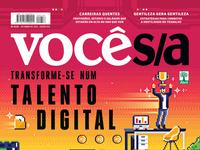 Você S/A Magazine (cover)