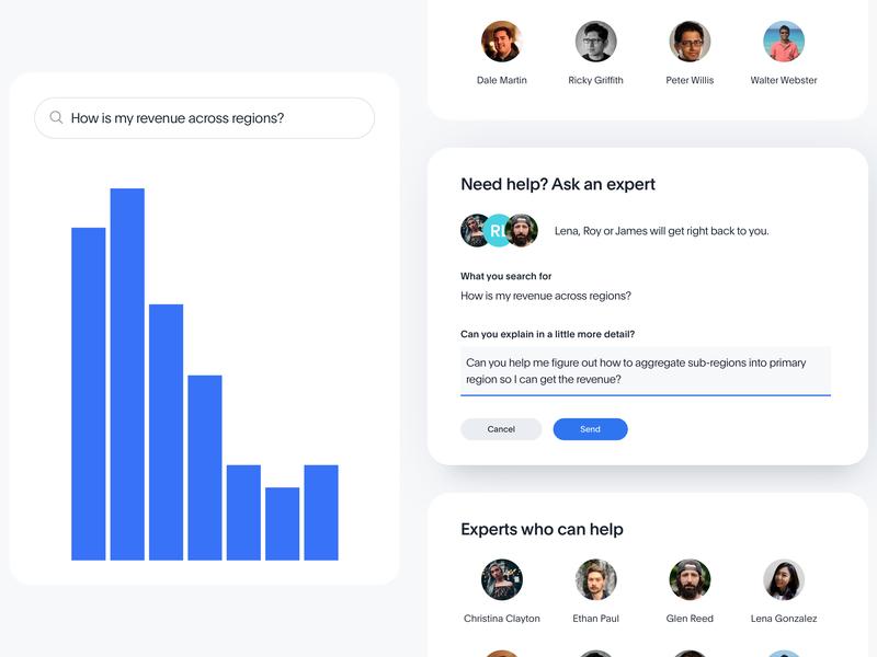 Ask an expert exploration people collaboration web ux design
