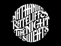 Nathaniel Rateliff & The Night Sweats - Circular Logotype