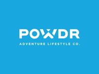 POWDR Logotype