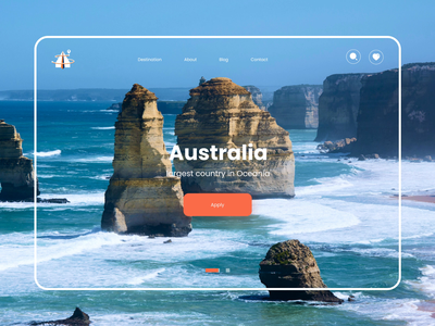 Get Fascinating Layouts to Create a Perfect Traveling Web App traveling web app travelling web ui web template design web template web design ui design