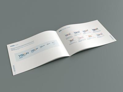 Visual Identity logo brand book brand manual visual identity