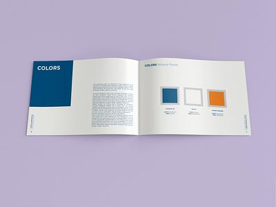 Visual Identity brand guideline visual identity logo brand color palette branding
