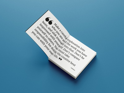 Qoute in Book typesetting typeface typography bookdesign book layout