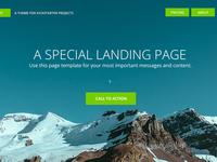 Kickstart Landing 01